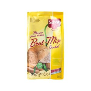 Mix para pan rústico 1 kg Schar