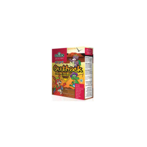 Galletas animales de chocolate 175 g Orgran