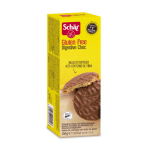Galletas digestive de chocolate 150 g