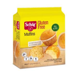 Muffins 260g Schar