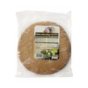 Base de pizza de espelta integral bio 300 g La Finestra