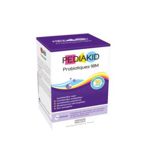 Probióticos 10 M 10 sobres Pediakid