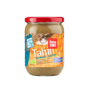Tahín con sal bio 500 g Lima