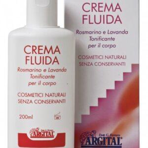 Crema fluida corporal bio 200 ml Argital