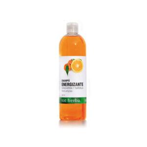 Champu Energizante Mandarina Naranja 500ml Tot herba