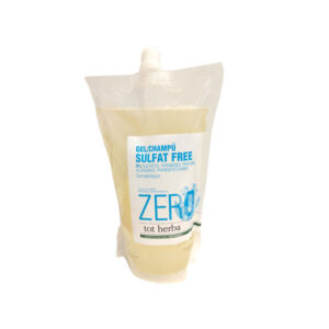 Champu Sulfat free ZERO% Ecopack 500 ml Tot herba
