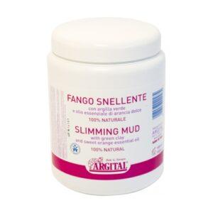 Fango adelgazante y anticelulitis bio 1 kg Argital