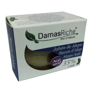 Jabon de Alepo 35% bio 200 g Damasriche