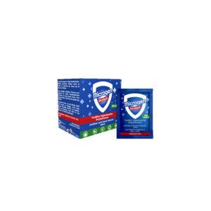 Toallitas Desinfectantes 70% alcohol 25uds Microgen