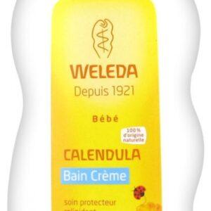 Baño de crema de calendula (bebe y niño) 200 ml Weleda