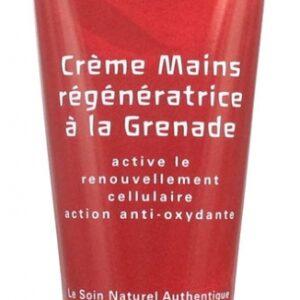 Crema de manos de granada 50 ml Weleda