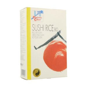 Arroz para sushi bio 500 g La Finestra