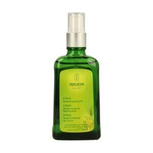 Aceite corporal hidratante de citrus 100 ml Weleda