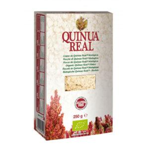 Copos de quinoa bio 250 g Quinua Real
