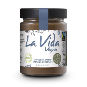Crema de Chocolate Bio 270g La Vida Vegan