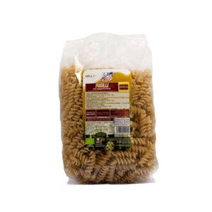 Fusilli semi integral de espelta bio 500 g La Finestra
