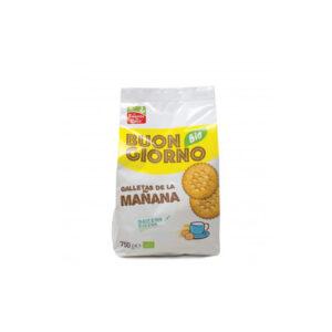 Galletas de trigo de la mañana bio 500g La Finestra
