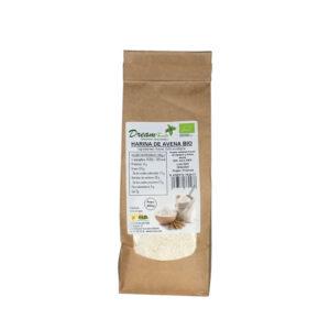Harina de Avena sin Gluten Bio 400g Dream Food