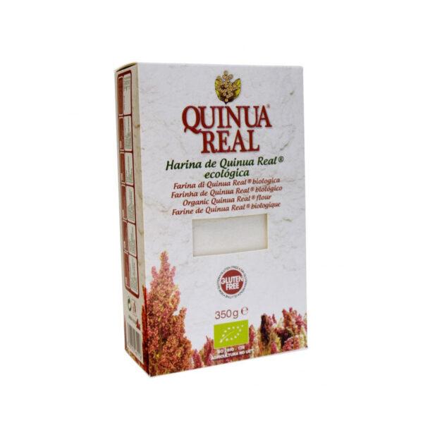 Harina de quinoa bio 350 g Quinua Real