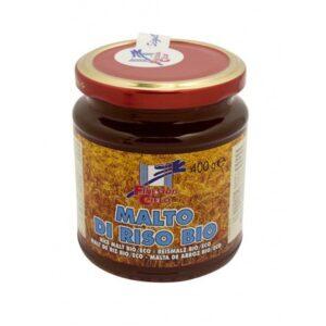 Malta de arroz bio 400 g La Finestra