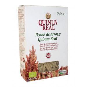 Penne de arroz y quinoa bio 250g Quinua Real