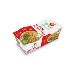 Quinoa blanca y roja bio 2x125 g Vegetalia