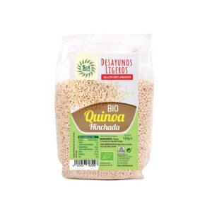 Quinoa hinchada bio 125 g Sol Natural