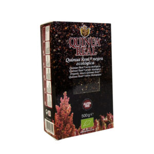 Quinoa negra bio 500 g Quinua Real