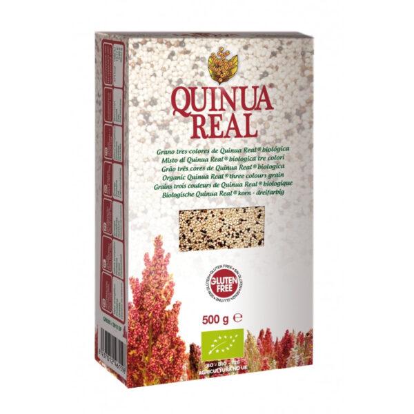 Quinoa tres colores bio 500 g Quinua Real