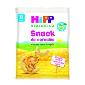 Snack de cereales 24 g Hipp
