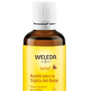 Aceite calmante para la tripita del bebé 50 ml Weleda