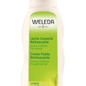 Leche corporal hidratante de citrus 200ml Weleda