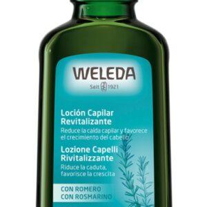 Loción capilar de romero 100 ml Weleda