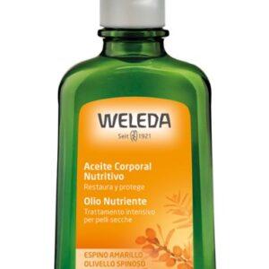 Aceite corporal nutritivo de espino amarillo 100 ml Weleda