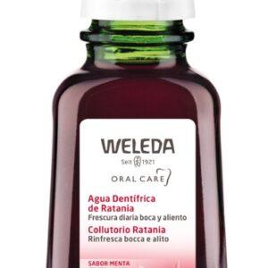Agua dentifrica de ratania 50 ml Weleda