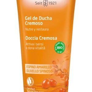 Crema de ducha de espino amarillo 200 ml Weleda