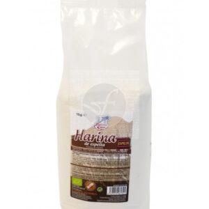 Harina de espelta blanca bio 1 kg La Finestra