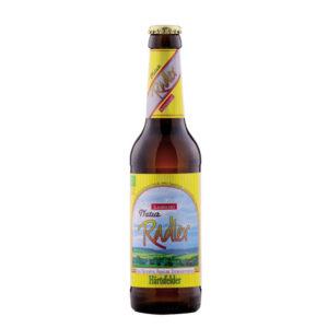 Cerveza Radler sin alcohol bio 33 cl Hartsfelder