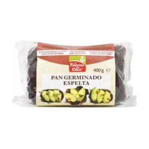 Pan germinado de espelta bio 400 g La Finestra