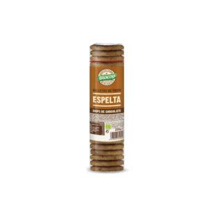 Galletas Espelta Chips Chocolate bio 250 g Biocop
