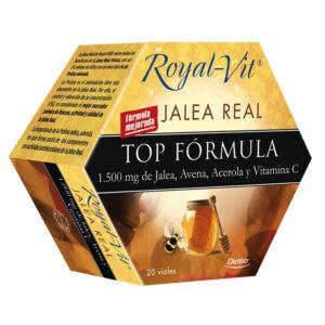 Jalea real Top Formula 20 viales Dietisa