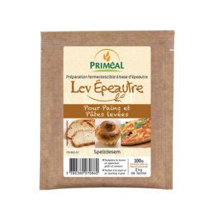 Levadura espelta panaderia 100g Primeal