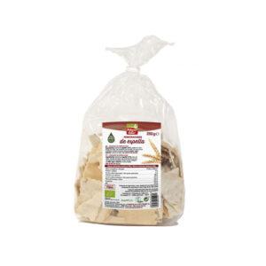 Mini crackers de espelta 100% 250 g La Finestra