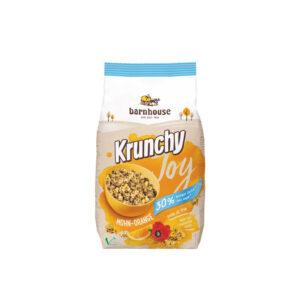 Muesli Krunchy Joy amapola-naranja 375g Barnhouse