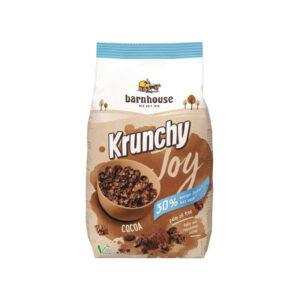 Muesli Krunchy Joy cacao 375g Barnhouse