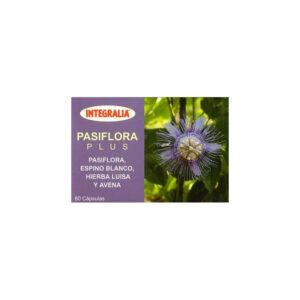 Pasiflora Plus 60 capsulas Integralia