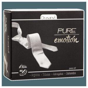 Pure Emotion Hombre 60 capsulas Drasanvi
