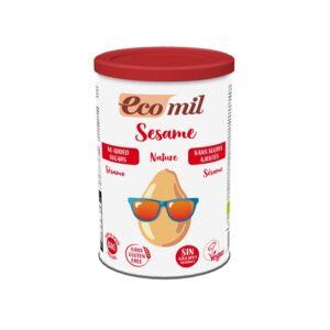 Bebida de sesamo instant en polvo bio 400g Ecomil