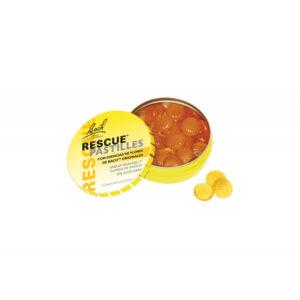 Rescue Pastillas de naranja y sauco 50 g Bach