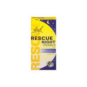 Rescue perlas night 28 unidades Bach